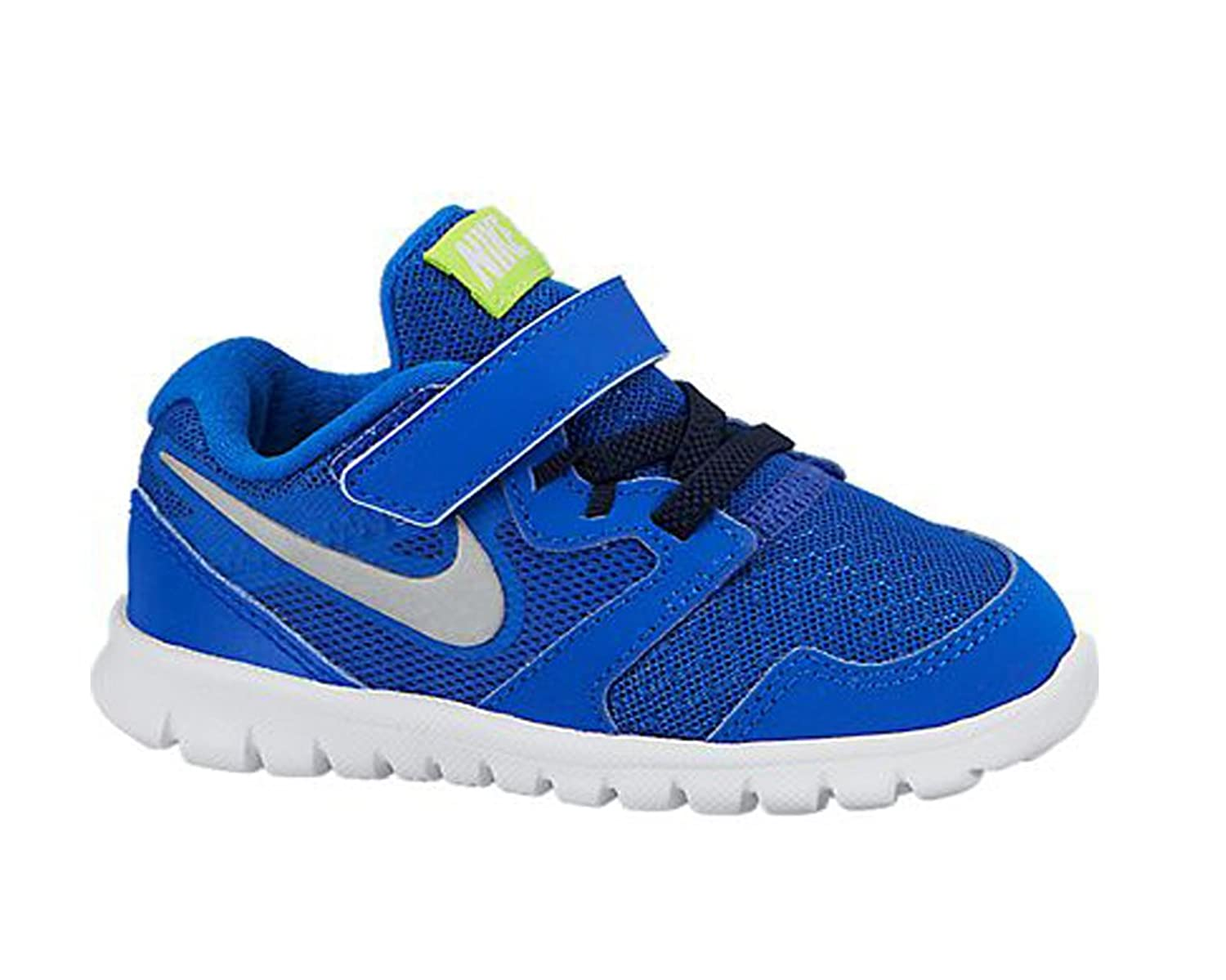 New Nike Baby Boy's Flex Experience 3 Athletic Shoes Hyper Cobalt/Silver 4