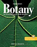 Botany: An Introduction to Plant Biology, Third Edition