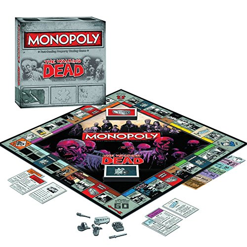 Monopoly The Walking