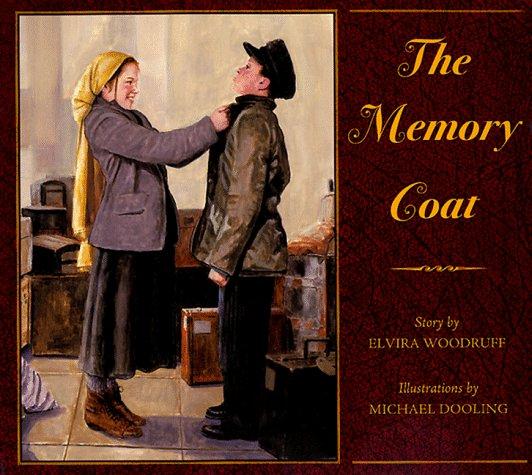 Memory Coat, ELVIRA WOODRUFF, MICHAEL DOOLING