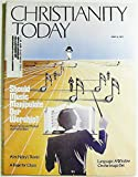 Christianity Today, Volume XXI Number 15, May 6, 1977