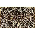 "Leopardenmuster Badematte 60/90 cm ""Leopard Look"""