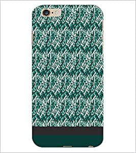 PrintDhaba Typography D-1928 Back Case Cover for APPLE IPHONE 6 (Multi-Coloured)