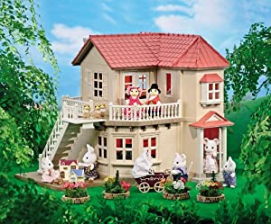 Sylvanian Families Willow Hall