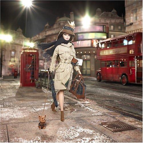 바비 패션 모델 콜렉션 투 루・브리 도  바비 악세사리 팩 J0941 (골드 라벨) (2006-04-03)