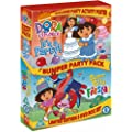 Dora The Explorer: Bumper Party Pack [DVD]