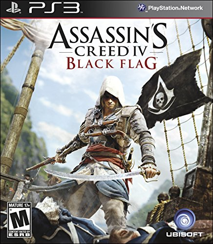 Assassin's Creed IV Black Flag (PS3)