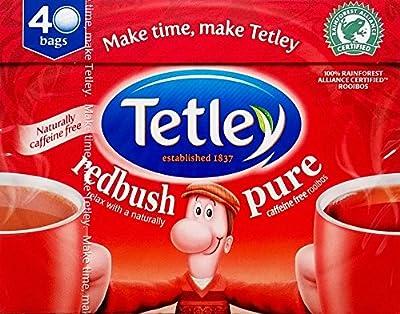 Tetley Rooibos Teebeutel - 3 x 40er von Tetley Rooibos Teebeutel - 3 x 40er auf Gewürze Shop