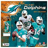 img - for Miami Dolphins 2017 Calendar book / textbook / text book