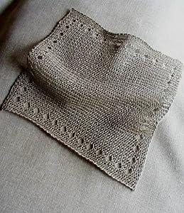 Cusp Natural Products Hemp Washcloth
