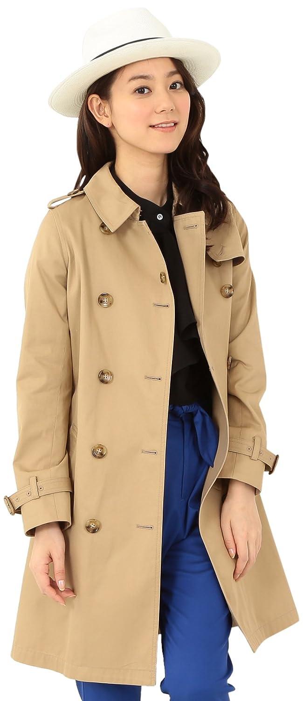 Amazon.co.jp: (レイビームス) Ray BEAMS / コットンギャバ トレンチコート: 服&ファッション小物通販