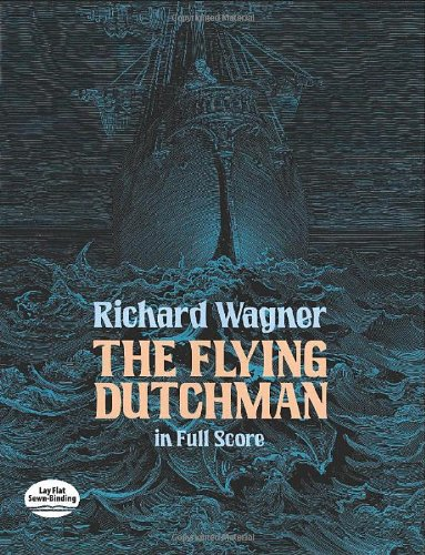 The Flying Dutchman in Full Score (Dover Music Scores)