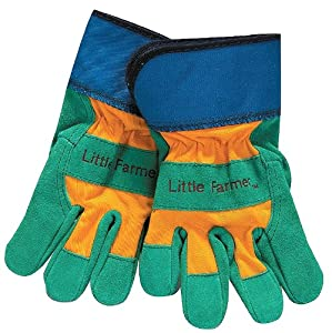 Schylling little farmer gardening gloves sized for Gardening gloves amazon