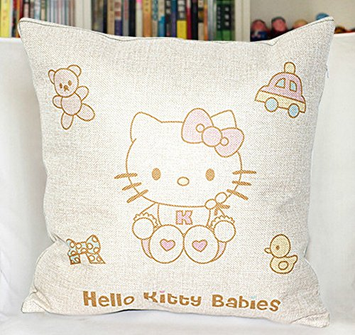 Hello Kitty High Chair front-970115