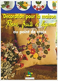 decoration pour la maison fleurs fruits et legumes au