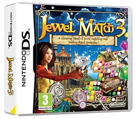 Jewel Match 3 (Nintendo DS)