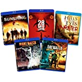 Fox Searchlight Thriller Bundle (Hills Have Eyes, 28 Days Later, Sunshine, Night Watch, and Day Watch) [Blu-ray]
