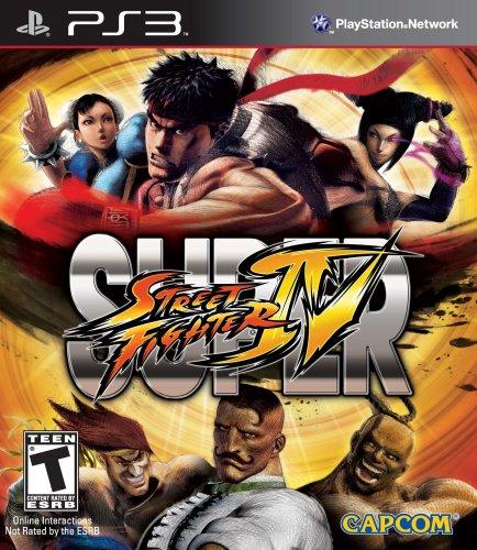 Super Street Fighter IV(輸入版:北米・アジア)