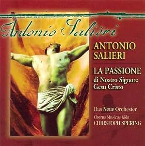 Salieri a.: Passione Di Gesu