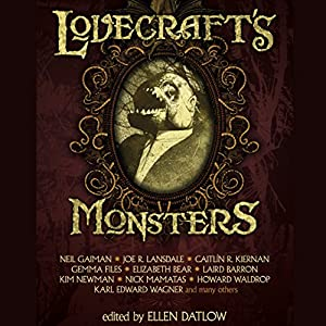 Lovecraft's Monsters Audiobook