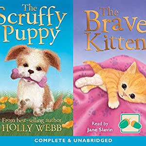 The Scruffy and the Brave Kitten Audiobook