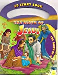 The Birth of Jesus CD Story Book