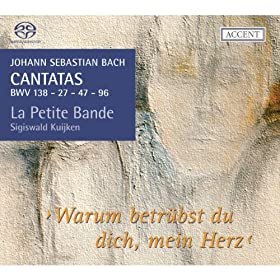 Bach: Cantates (Int�grale, volume 12)