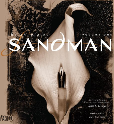 Annotated Sandman Vol. 1: Leslie S. Klinger, Neil Gaiman: 9781401233327: Amazon.com: Books
