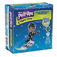 Huggies Pull-Ups NightTime Training Pants, Boys by Huggies