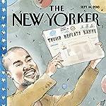 The New Yorker, September 14th 2015 (Patrick Radden Keefe, Kelefa Sanneh, Amy Davidson) | Patrick Radden Keefe,Kelefa Sanneh,Amy Davidson
