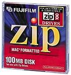 Fuji Zip Disk 100MB Mac Format with J...