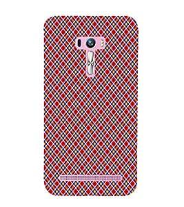 EPICCASE big color diamonds Mobile Back Case Cover For Asus Zenfone Selfie (Designer Case)