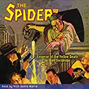 The Spider #27: Emperor of the Yellow Death | Grant Stockbridge