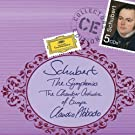 Schubert : Les Symphonies (Coffret 5 CD)
