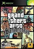Grand Theft Auto: San Andreas - Xbox