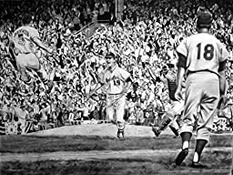66 Series Canvas Print by Dave Hobrecht featuring the Baltimore Orioles