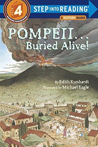 Pompeii...Buried Alive! (Step into Reading)