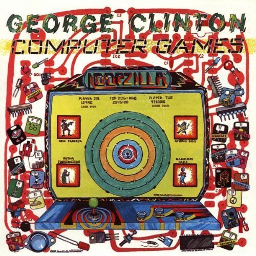 Computer Games by Clinton, George [Music CD] (George Clinton Computer Games compare prices)