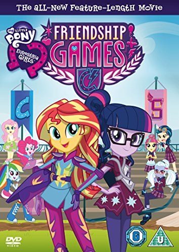 My Little Pony: Equestria Girls - Friendship Games [DVD]
