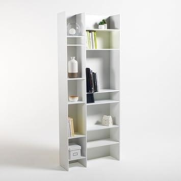 La Redoute Interieurs Biblioteca Design Mdf Verniciata Doll Taglia 1 Ecru