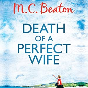 Death of a Perfect Wife Audiobook