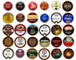 30-count Extra Bold & Dark Roast Coffee Single Serve Cups For Keurig K Cup Brewers Variety Pack Sampler