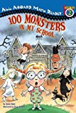 100 Monsters in My School (All Aboard Math Reader: Level 2 (Turtleback))