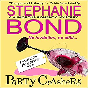 Party Crashers Audiobook