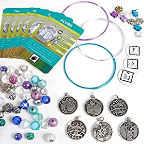 Charmazing Color Me Up! Charm Bracelet Kit- Seasons Collection