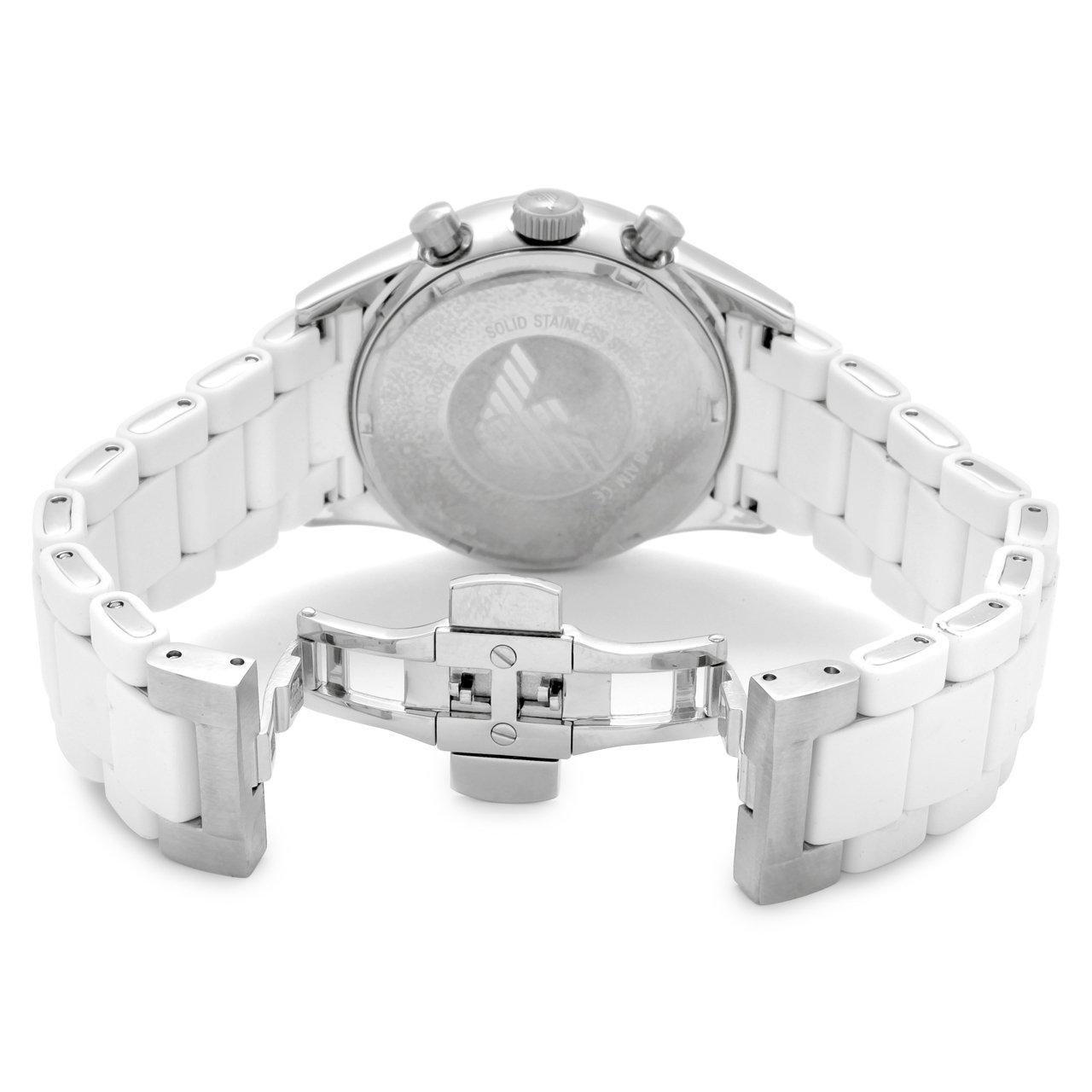 Đồng hồ nữ Emporio Armani Womens AR5867 Silver Dial Watch