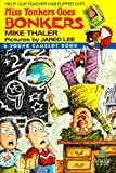 Miss Yonkers Goes Bonkers (An Avon Camelot Book) (0380775107) by Thaler, Mike