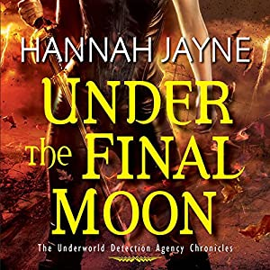 Underworld Detection Agency, Book 6 - Hannah Jayne