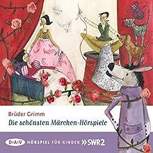 Die schönsten Märchen-Hörspiele (       ungekürzt) von  Brüder Grimm Gesprochen von: Ina Peters, Antje Hagen