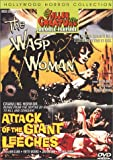 echange, troc Killer Creatures: Wasp Woman & Attack of [Import USA Zone 1]